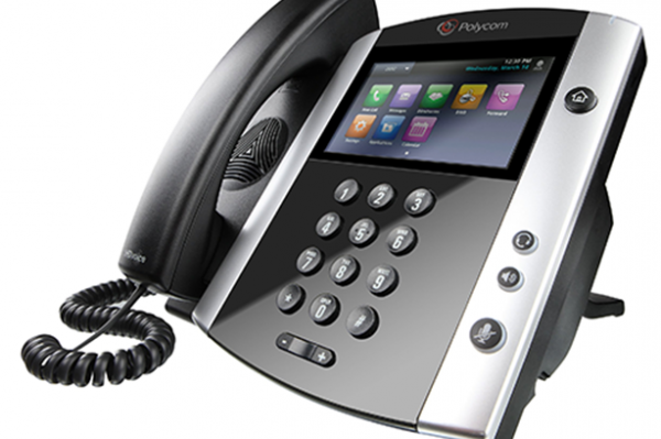 Polycom VVX 600 Series Business Media Phones