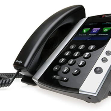 Polycom VVX 500 Series Business Media Phones
